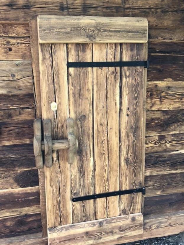 Porte vieux bois1